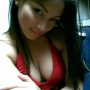 breasts cleavage filipina non-celebrity