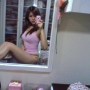 breasts indonesian legs non-celebrity selfshot sitting thighs