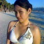 beach bikini breasts filipina midriff non-celebrity