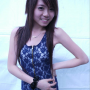 breasts hand_on_waist malaysian non-celebrity smiling