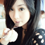 alodia_gosiengfiao eating filipina