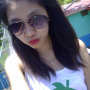 filipina non-celebrity selfshot sleeveless sunglasses