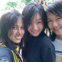 malaysian non-celebrity smiling three_girls