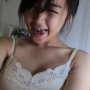 braces breasts malaysian non-celebrity sleeveless smiling tongue_out