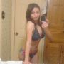 bikini breasts filipina midriff selfshot shoulders standing thighs