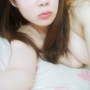 breasts cleavage selfshot shoulders taiwanese xiangting_xu