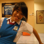 breasts malaysian non-celebrity schoolgirl smiling