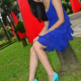 dress filipina full_body high_heels legs non-celebrity shoulders sitting