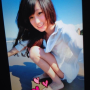 feet legs non-celebrity selfshot smiling squatting taiwanese thighs