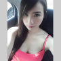 breasts cleavage filipina non-celebrity selfshot shoulders sleeveless