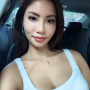 breasts chinese cleavage non-celebrity shoulders sleeveless