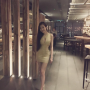 dress elly_tran_ha full_body legs sleeveless smiling standing thighs vietnamese