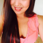 breasts chinese cleavage filipina non-celebrity selfshot shoulders smiling