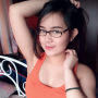 armpits breasts filipina glasses shoulders