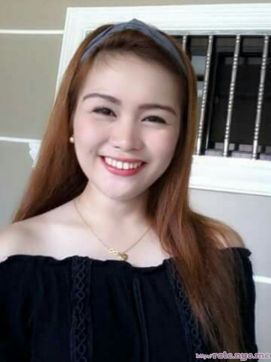 filipina non-celebrity shoulders smiling