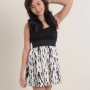 armpits filipina legs non-celebrity skirt standing thighs
