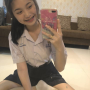 braces legs non-celebrity schoolgirl selfshot smiling socks thai thighs