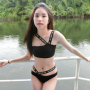 bikini midriff non-celebrity shoulders thai thighs