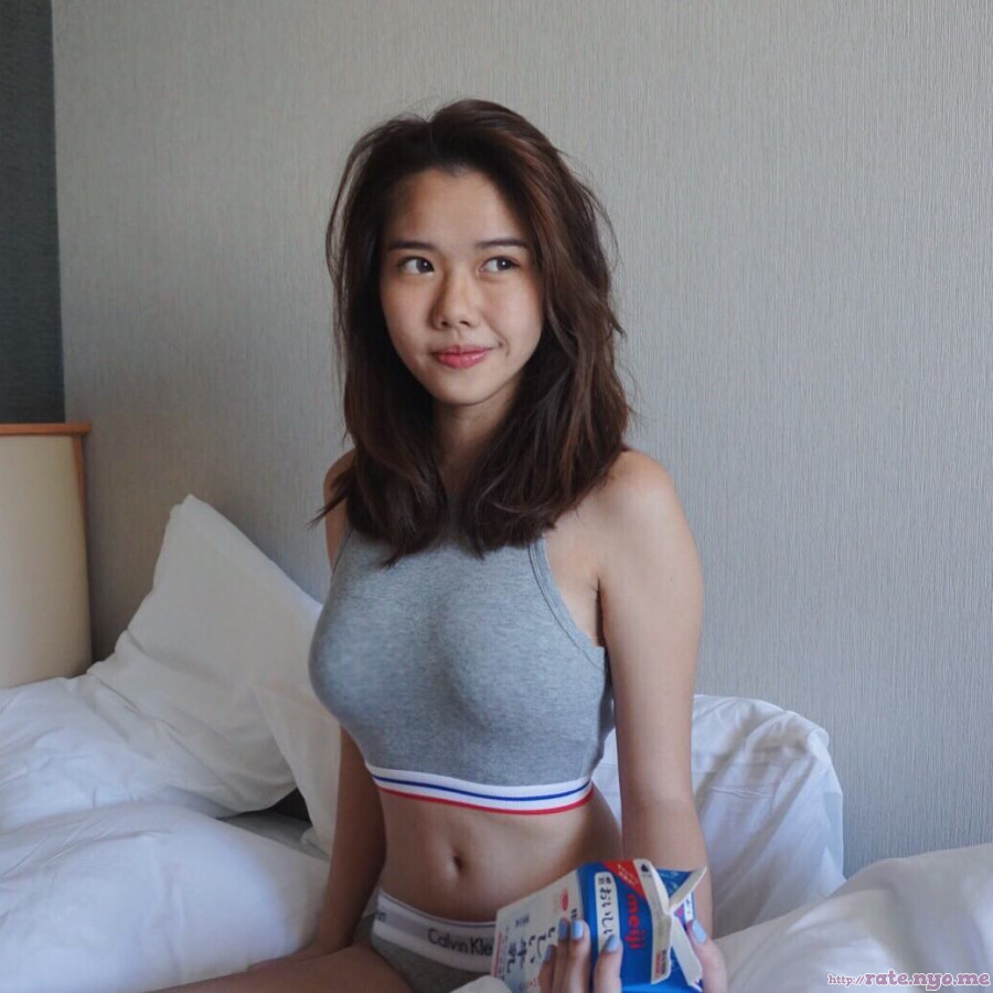 breasts midriff shoulders singaporean