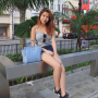 breasts legs non-celebrity shoulders singaporean sitting sleeveless thighs