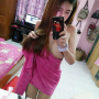 breasts legs non-celebrity selfshot shoulders thai thighs towel