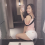 butt filipina selfshot shoulders sitting steph_baldonado thighs