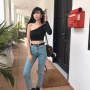 aurelia_hathaway midriff shoulders singaporean standing