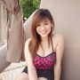 breasts cleavage filipina rian_gonzales shoulders smiling