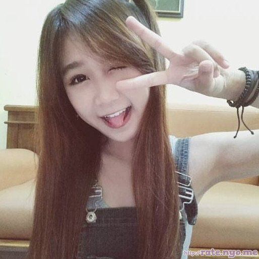 armpits indonesian peace_sign shoulders sleeveless tongue_out