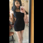 breasts dress legs selfshot shoulders sleeveless thighs vietnamese