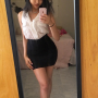 legs selfshot shoulders skirt sleeveless standing thighs vietnamese