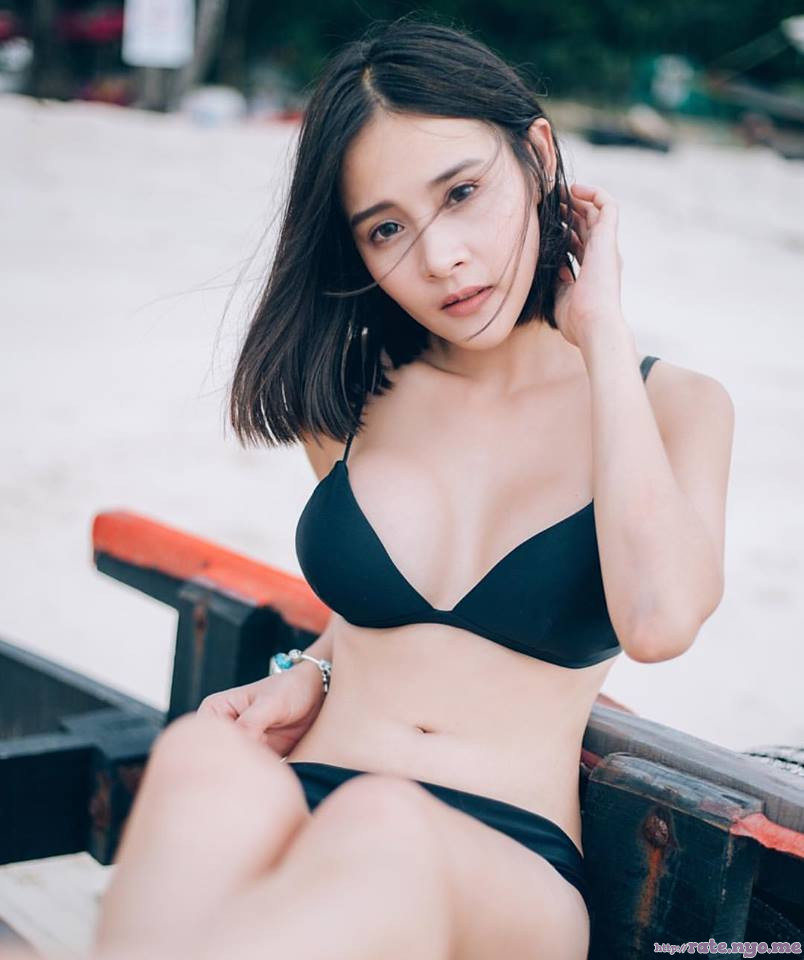 bikini breasts legs midriff shoulders thai