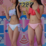 bikini japanese legs midriff shoulders sunglasses thighs tina_nakamura two_girls