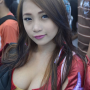 breasts cleavage filipina princess_chua