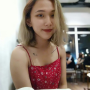 non-celebrity shoulders sleeveless vietnamese