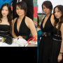 breasts dress malaysian non-celebrity shoulders two_girls