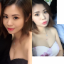 breasts chinese cleavage dress non-celebrity