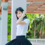 angkana_kotbuntao breasts skirt thai thighs