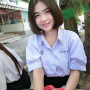 braces schoolgirl smiling thai