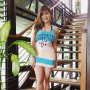 breasts filipina legs rian_gonzales shoulders sleeveless smiling thighs