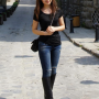 boots dimples full_body malaysian non-celebrity smiling standing