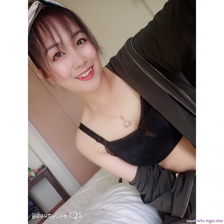bra chinese midriff non-celebrity shoulders smiling