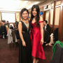 breasts chinese dress non-celebrity shoulders smiling two_girls