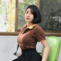 breasts schoolgirl skirt thai