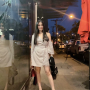 chinese dress full_body legs non-celebrity