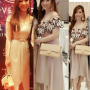 dress full_body malaysian smiling