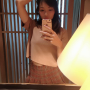 non-celebrity selfshot skirt thai